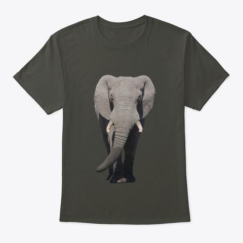 African Elephant classic tee