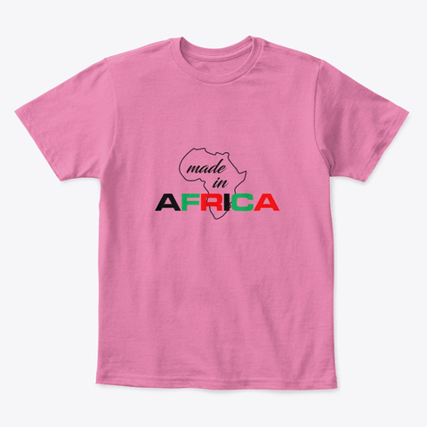 Made In Africa kid's tee