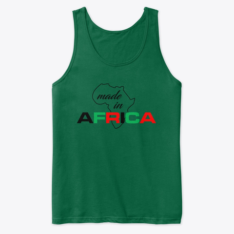 Made In Africa tank top