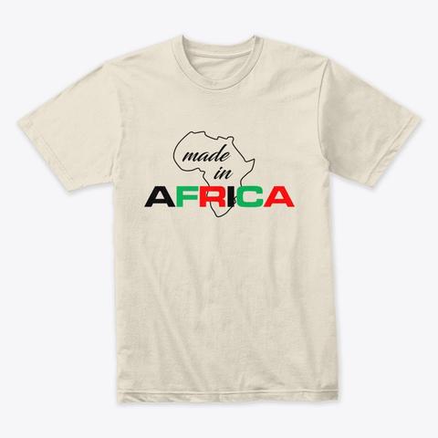 Made in Africa premium tee