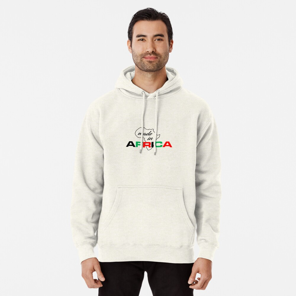 Made In Africa hoodie