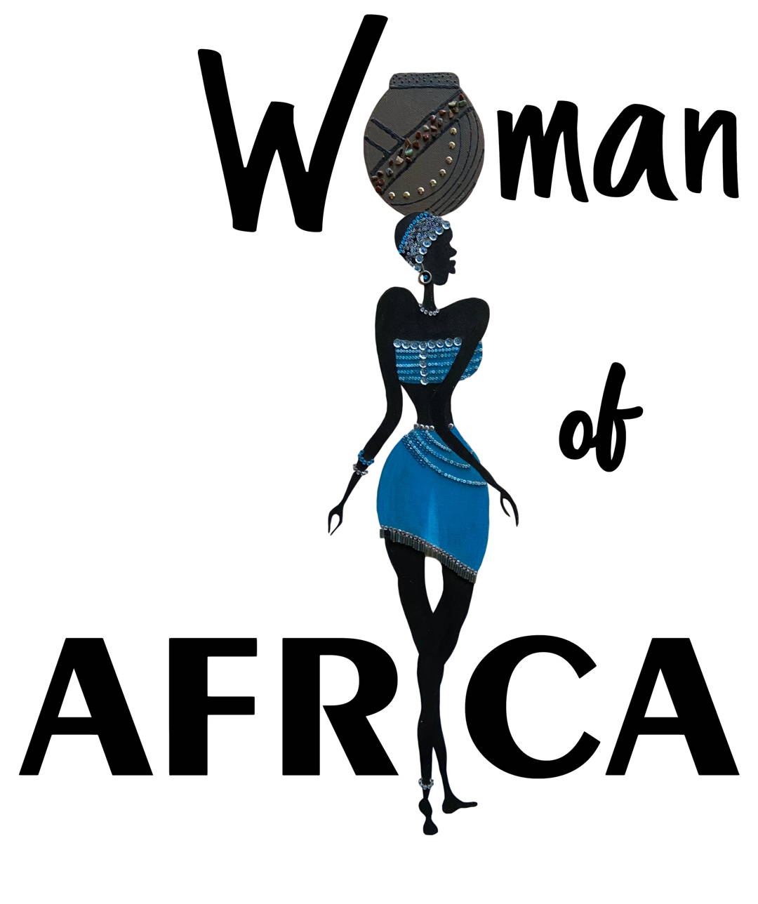 WOMAN OF AFRICA