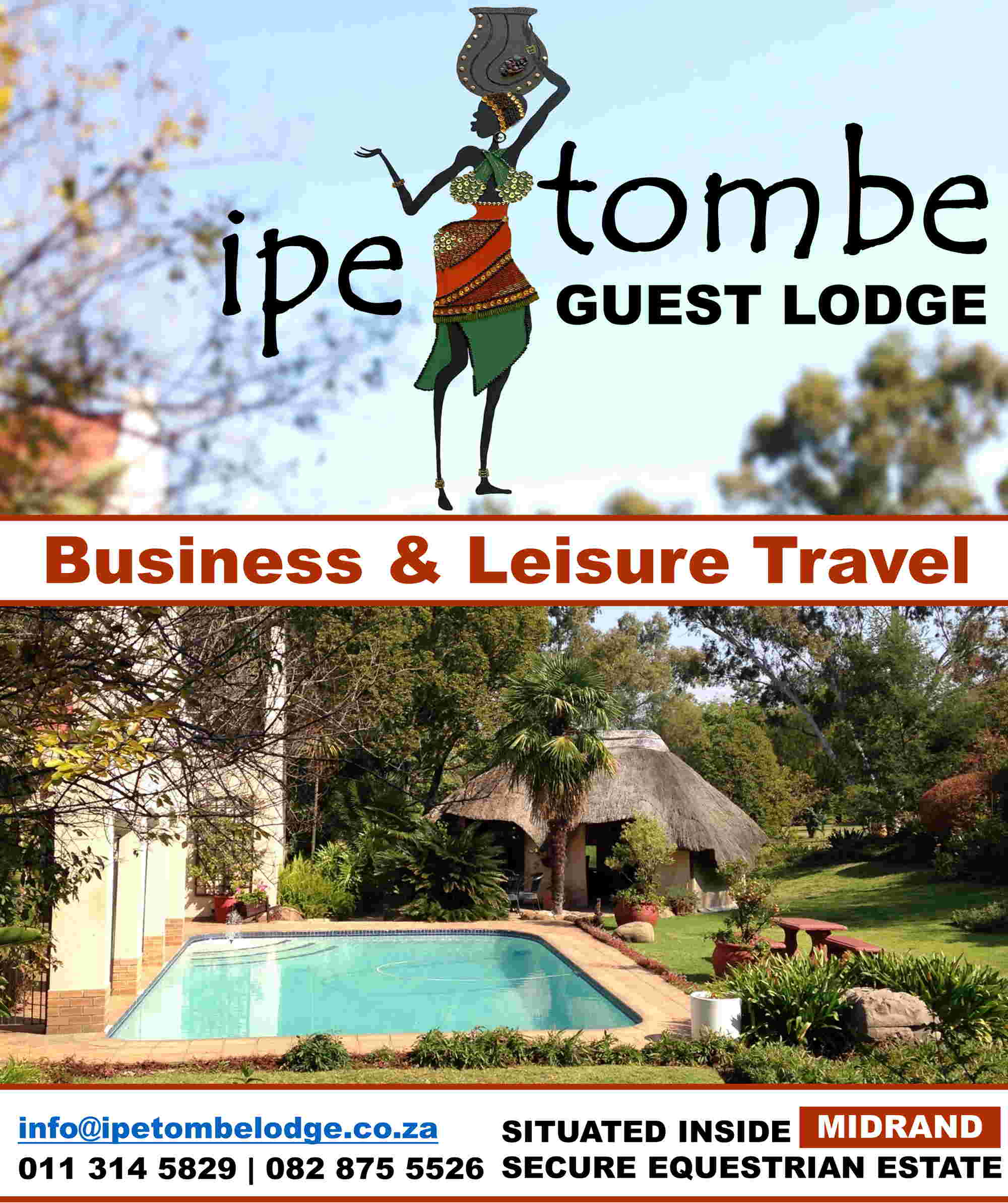 IpeTombe Guest House Midrand