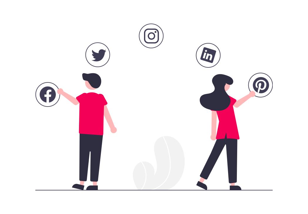 Lydenrust Creations Social Media Marketing